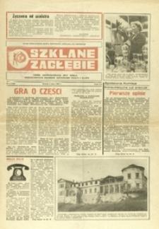 Szklane Zagłębie : pismo Krośnieńskich Hut Szkła odznaczonych Orderem Sztandaru Pracy I klasy. - 1982, nr 5 (5 lip.) = 148