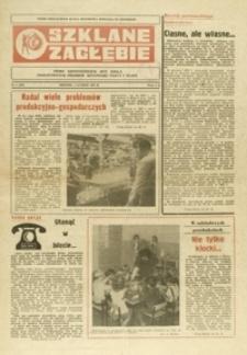 Szklane Zagłębie : pismo Krośnieńskich Hut Szkła odznaczonych Orderem Sztandaru Pracy I klasy. - 1983, nr 3 (1 luty) = 162