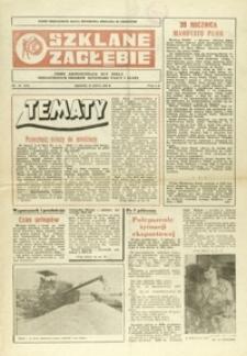 Szklane Zagłębie : pismo Krośnieńskich Hut Szkła odznaczonych Orderem Sztandaru Pracy I klasy. - 1983, nr 14 (25 lip.) = 173