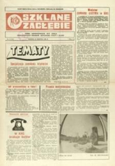 Szklane Zagłębie : pismo Krośnieńskich Hut Szkła odznaczonych Orderem Sztandaru Pracy I klasy. - 1983, nr 15 (22 sierp.) = 174