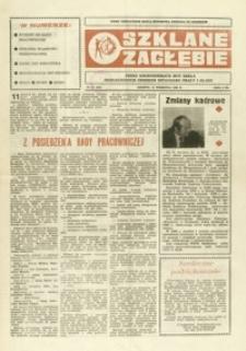 Szklane Zagłębie : pismo Krośnieńskich Hut Szkła odznaczonych Orderem Sztandaru Pracy I klasy. - 1989, nr 16 (13 wrzes.) = 318