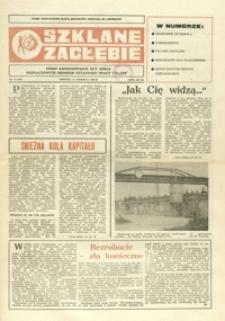 Szklane Zagłębie : pismo Krośnieńskich Hut Szkła odznaczonych Orderem Sztandaru Pracy I klasy. - 1990, nr 12 (27 czerw.) = 337