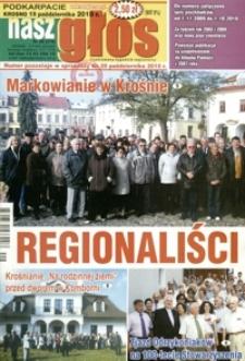 Nasz Głos : ilustrowany tygodnik regionalny. - 2010, nr 29 (19 paźdz.) = 374