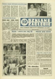 Szklane Zagłębie : organ samorządu robotniczego Krośnieńskich Hut Szkła. - R. 2, nr 14 (30 lip. 1976)