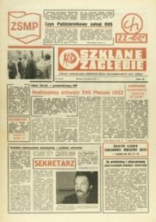 Szklane Zagłębie : organ samorządu robotniczego Krośnieńskich Hut Szkła. - 1977, nr 16 (5 wrzes.) = 41