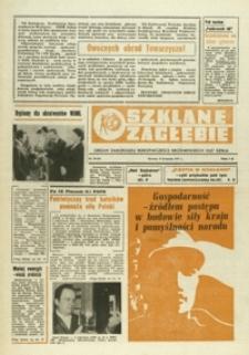 Szklane Zagłębie : organ samorządu robotniczego Krośnieńskich Hut Szkła. - 1977, nr 20 (8 list.) = 45
