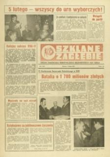 Szklane Zagłębie : organ samorządu robotniczego Krośnieńskich Hut Szkła. - 1978, nr 3 (3 luty) = 51