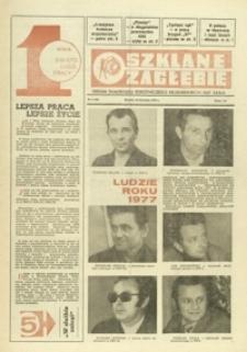 Szklane Zagłębie : organ samorządu robotniczego Krośnieńskich Hut Szkła. - 1978, nr 8 (18 kwiec.) = 56