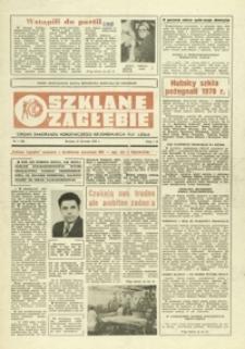 Szklane Zagłębie : organ samorządu robotniczego Krośnieńskich Hut Szkła. - 1979, nr12 (15 stycz.) = 73