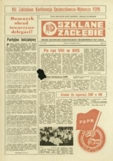 Szklane Zagłębie : organ samorządu robotniczego Krośnieńskich Hut Szkła. - 1979, nr 22 (22 list.) = 94