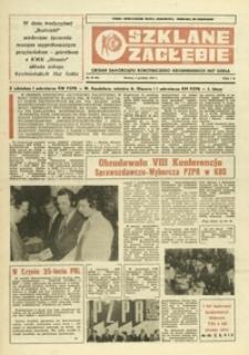 Szklane Zagłębie : organ samorządu robotniczego Krośnieńskich Hut Szkła. - 1979, nr 23 (4 grudz.) = 95