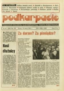 Podkarpacie : tygodnik Polskiej Zjednoczonej Partii Robotniczej. - R. 13, nr 10 (10 marz. 1983) = 636