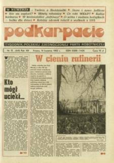 Podkarpacie : tygodnik Polskiej Zjednoczonej Partii Robotniczej. - R. 13, nr 15 (14 kwiec. 1983) = 641