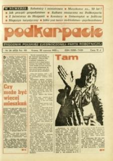 Podkarpacie : tygodnik Polskiej Zjednoczonej Partii Robotniczej. - R. 13, nr 26 (30 czerw. 1983) = 652