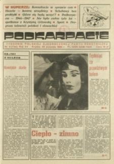 Podkarpacie : tygodnik Polskiej Zjednoczonej Partii Robotniczej. - R. 15, nr 4 (24 stycz. 1985) = 734
