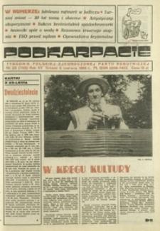 Podkarpacie : tygodnik Polskiej Zjednoczonej Partii Robotniczej. - R. 15, nr 23 (6 czerw. 1985) = 753