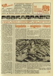 Podkarpacie : tygodnik Polskiej Zjednoczonej Partii Robotniczej. - R. 16, nr 40 (2 paźdz. 1986) = 822