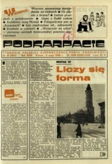 Podkarpacie : tygodnik Polskiej Zjednoczonej Partii Robotniczej. - R. 18, nr 18 (5 maj 1988) = 904