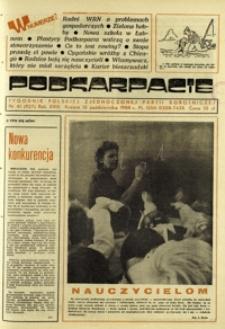 Podkarpacie : tygodnik Polskiej Zjednoczonej Partii Robotniczej. - R. 18, nr 41 (13 paźdz. 1988) = 927