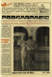 Podkarpacie : tygodnik Polskiej Zjednoczonej Partii Robotniczej. - R. 19, nr 8 (23 luty 1989) = 946