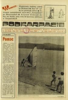 Podkarpacie : tygodnik Polskiej Zjednoczonej Partii Robotniczej. - R. 19, nr 30 (27 lip. 1989) = 968