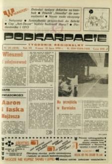 Podkarpacie : tygodnik regionalny. - R. 20, nr 28 (12 lip. 1990) = 1018
