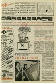 Podkarpacie : tygodnik regionalny. - R. 20, nr 40 (4 paźdz. 1990) = 1030