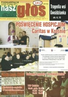 Nasz Głos : ilustrowany tygodnik regionalny. - 2011, nr 7 (15 luty) = 389