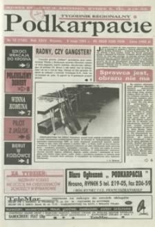 Podkarpacie : tygodnik regionalny. - R. 24, nr 18 (5 maj 1993) = 1165