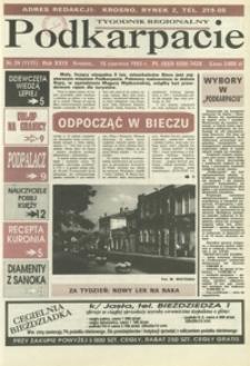 Podkarpacie : tygodnik regionalny. - R. 24, nr 24 (16 czerw. 1993) = 1171