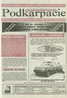 Nowe Podkarpacie : tygodnik regionalny. - R. 1, nr 23 (8 grudz. 1993) = 23