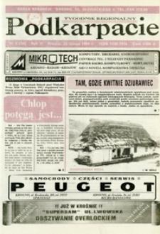 Nowe Podkarpacie : tygodnik regionalny. - R. 2, nr 8 (23 luty 1994) = 34
