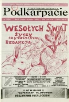 Nowe Podkarpacie : tygodnik regionalny. - R. 2, nr 13 (30 marz. 1994) = 39