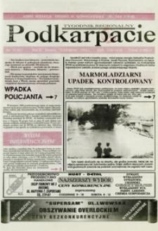 Nowe Podkarpacie : tygodnik regionalny. - R. 2, nr 15 (13 kwiec. 1994) = 41