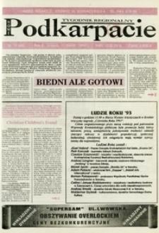 Nowe Podkarpacie : tygodnik regionalny. - R. 2, nr 19 (11 maj 1994) = 45