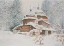 Cerkiew w Piątkowej [Dokument ikonograficzny]