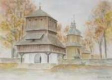 Cerkiew w Dobrej 2 [Dokument ikonograficzny]