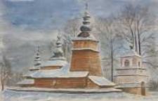 Cerkiew w Owczarach [Dokument ikonograficzny]