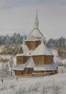 Cerkiew w Hoszowie [Dokument ikonograficzny]