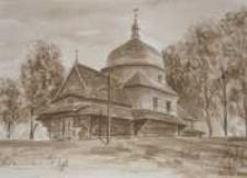 Cerkiew w Czerteżu [Dokument ikonograficzny]