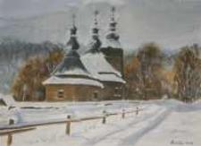 Cerkiew w Szczawniku [Dokument ikonograficzny]
