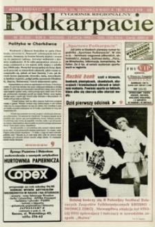 Nowe Podkarpacie : tygodnik regionalny. - R. 2, nr 30 (27 lip. 1994) = 56