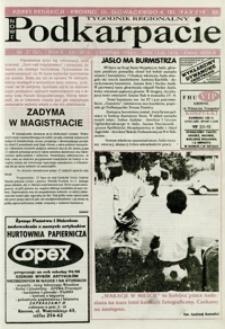 Nowe Podkarpacie : tygodnik regionalny. - R. 2, nr 31 (3 sierp. 1994) = 57