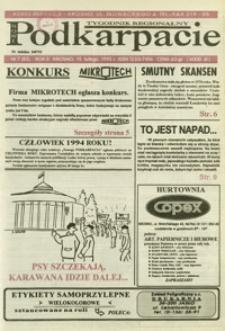 Nowe Podkarpacie : tygodnik regionalny. - R. 2, nr 7 (15 luty 1995) = 85