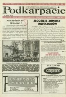 Nowe Podkarpacie : tygodnik regionalny. - R. 3, nr 19 (10 maj 1995) = 95