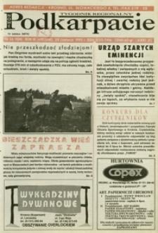Nowe Podkarpacie : tygodnik regionalny. - R. 3, nr 26 (28 czerw. 1995) = 104