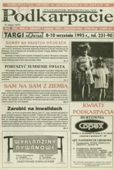 Nowe Podkarpacie : tygodnik regionalny. - R. 4, nr 32 (2 sierp. 1995) = 110