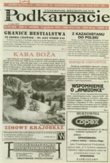 Nowe Podkarpacie : tygodnik regionalny. - R. 4, nr 50 (13 grudz. 1995) = 128