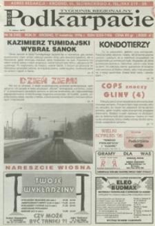 Nowe Podkarpacie : tygodnik regionalny. - R. 4, nr 16 (17 kwiec. 1996) = 145