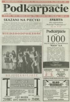 Nowe Podkarpacie : tygodnik regionalny. - R. 4, nr 21 (22 maj 1996) = 151